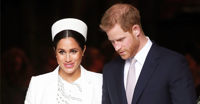 Meghan Markle and Prince Harry's New Home Could Reportedly Cost Taxpayers $950k for Security