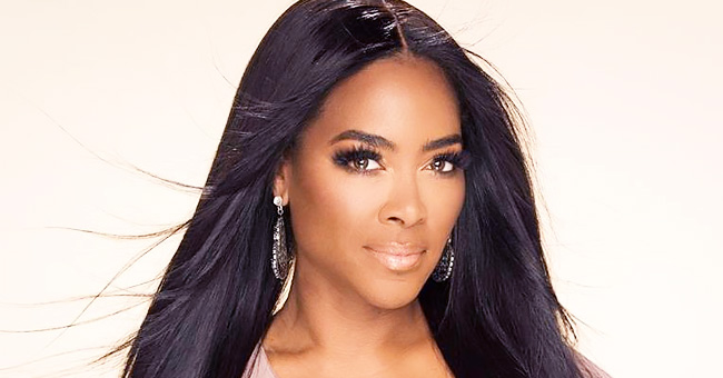 Returning RHOA Alum Kenya Moore Posts Rare Pic with Baby Brooklyn, Husband Marc Daly