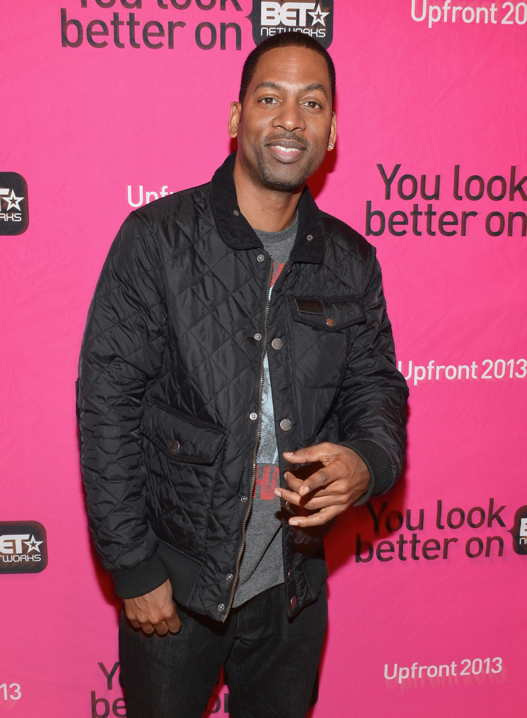 Tony Rock at the BET Networks' 2013 Los Angeles Upfront at Montage Beverly Hills on April 2, 2013.   Photo: Getty Images