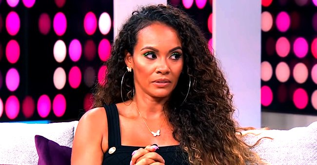 Evelyn Lozada 'Basketball Wives' Reveals Her Stepfather Larry Died Due to COVID-19