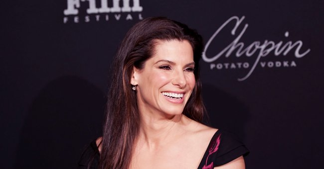 Sandra Bullock Jokes about What She'll Do When Her Kids Go to College