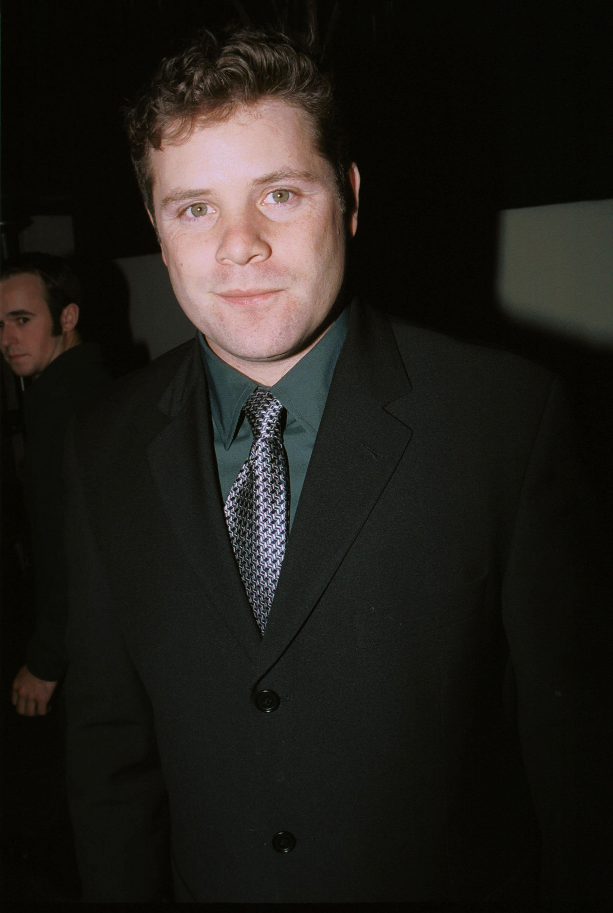 Sean Astin on December 16, 2001 in Hollywood, California | Source: Getty Images