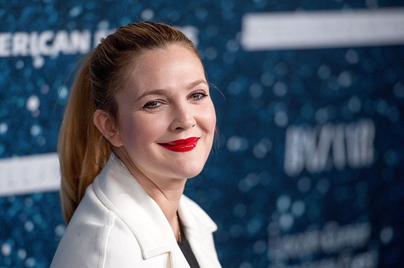 Drew Barrymore on November 13, 2014 in New York City | Photo: Getty Images