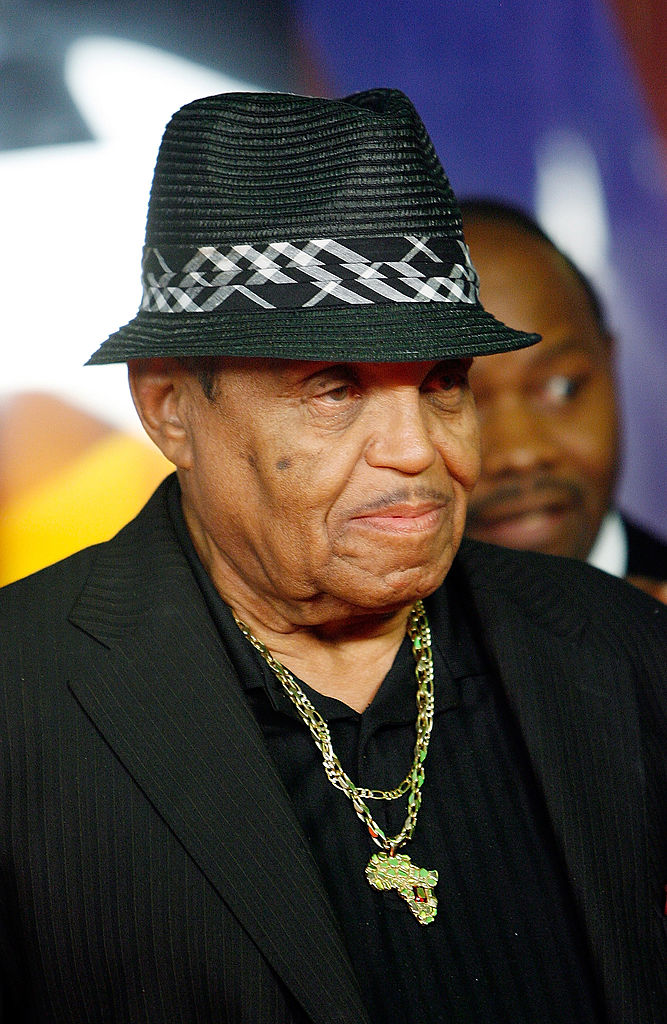 Joe Jackson. Image Credit: Getty Images