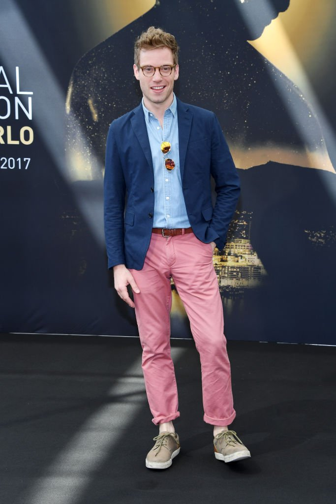 Barrett Foa attends a red carpet event | Getty Images / Global Images Ukraine