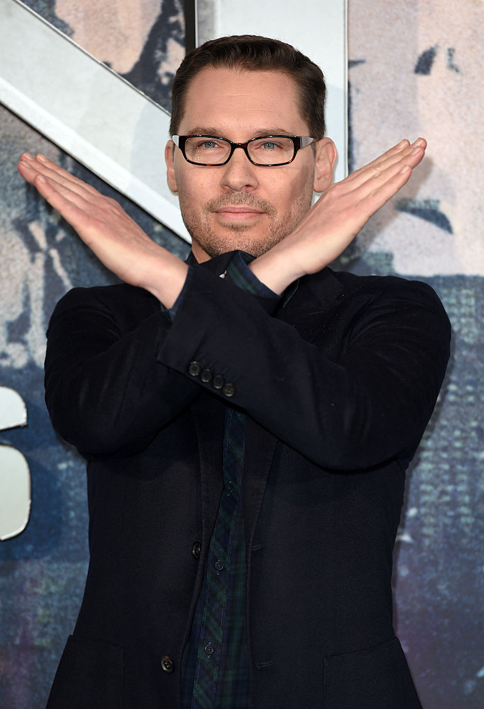 Bryan Singer.  Image Credit: Getty Images