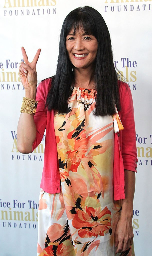 Suzanne Whang attends the Voice for Animals Foundations' annual benefit in Los Angeles, California on April 8, 2010 | Photo: Getty Images