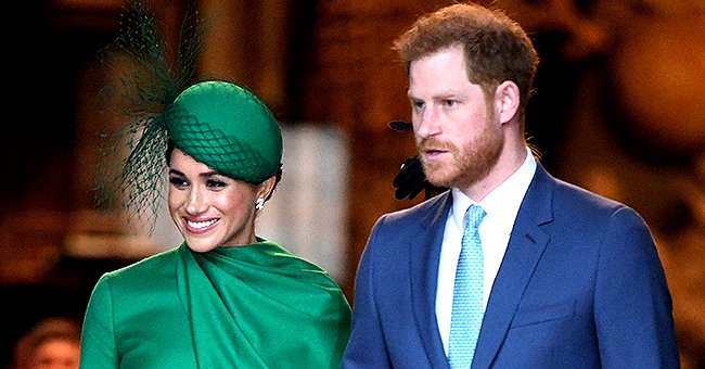 Meghan Markle Dazzled in Chic Green Cape Dress for Final Royal Engagement on Commonwealth Day