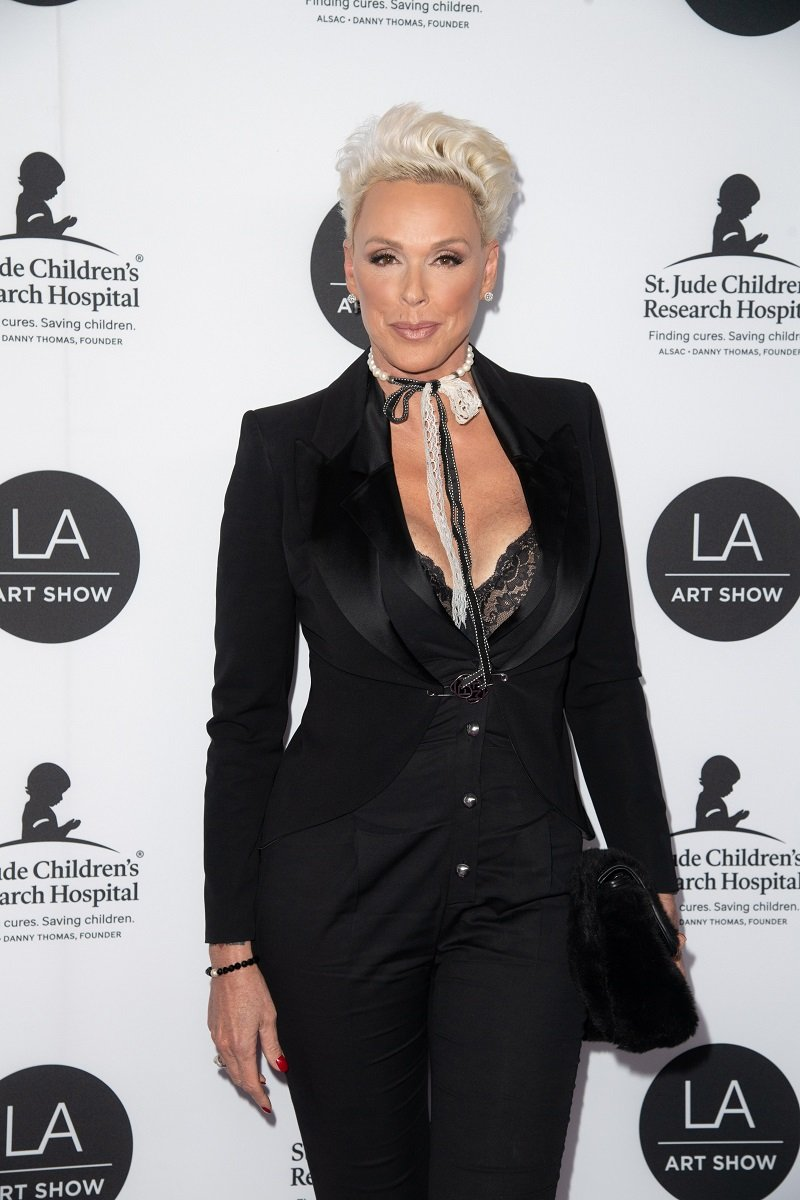 Brigitte Nielsen on January 23, 2019 in Los Angeles, California | Photo: Getty Images