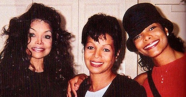 Janet Jackson Shares Photo with Sisters Rebbie and La Toya Showing Their Likeness – See It Here