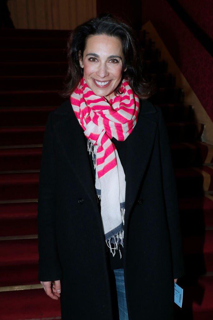 Marie Fugain en janvier 2019. Photo : Getty Images