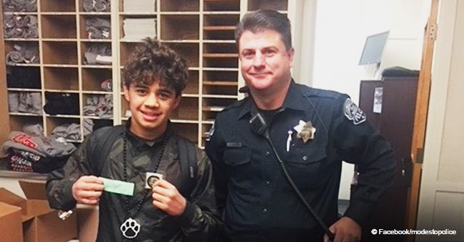 Story of 8th grader who heroically saved 2-year-old wandering alone on streets still touches hearts