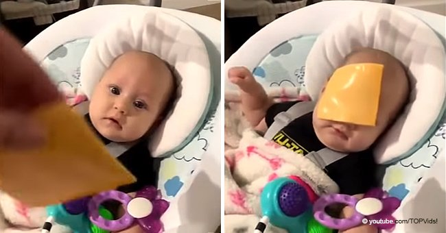 New Internet Challenge Leads Parents to Throw Cheese Slices at Their Babies