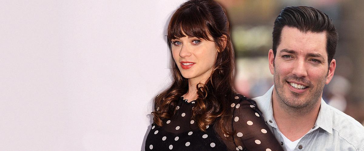 Actress Zooey Deschanel Dating 'Property Brothers'  Star Jonathan Scott