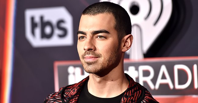 Joe Jonas Rocks Pink Hair for Breast Cancer Awareness Month — See His New Look
