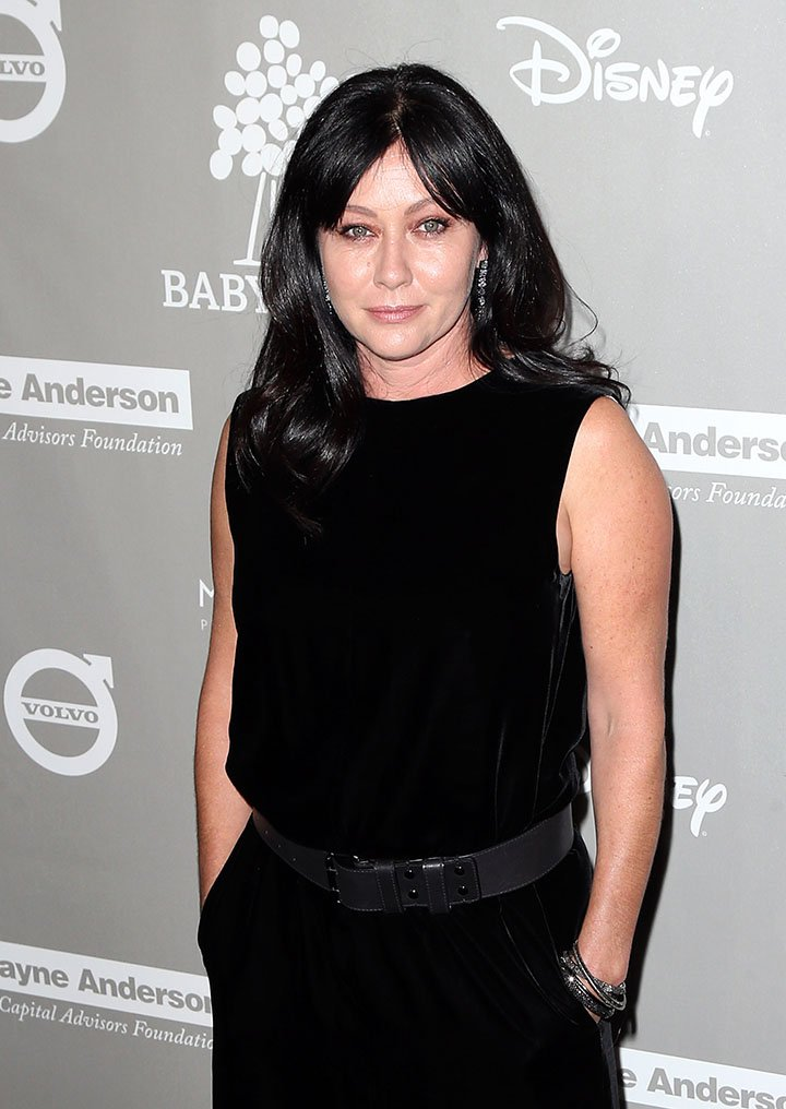 Shannen Doherty. I Image : Getty Images.