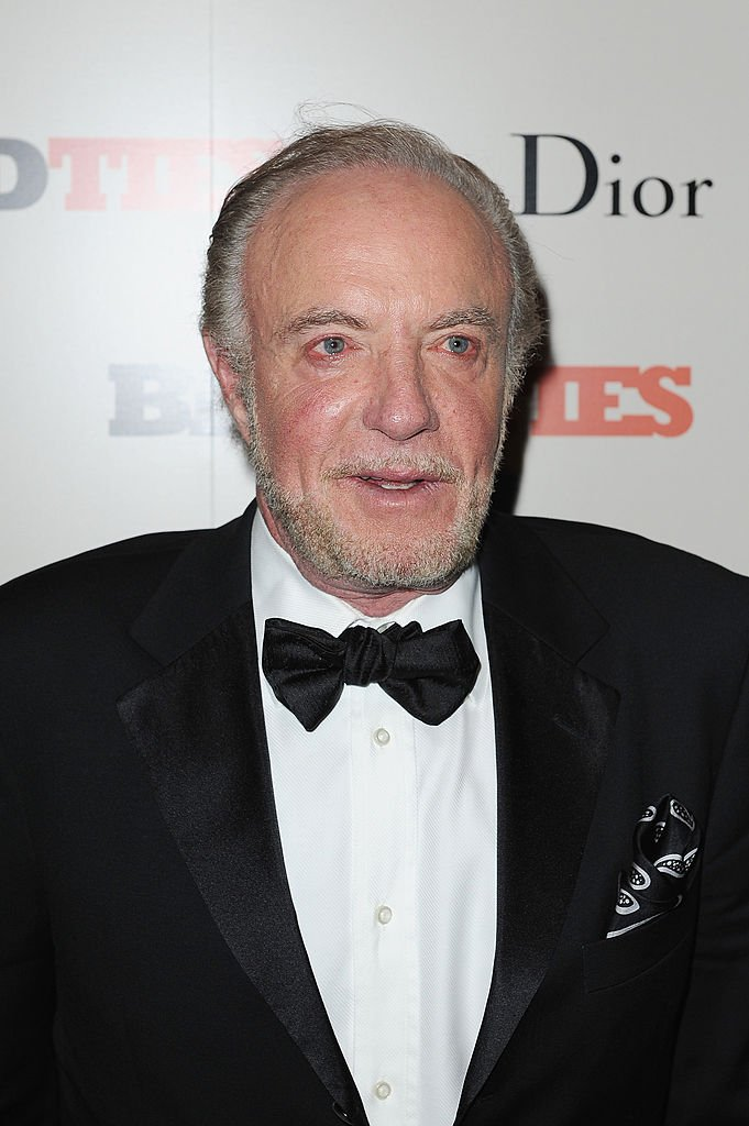 """James Caan at the """"Blood Ties"""" cocktail and party hosted by Dior on May 20, 2013 