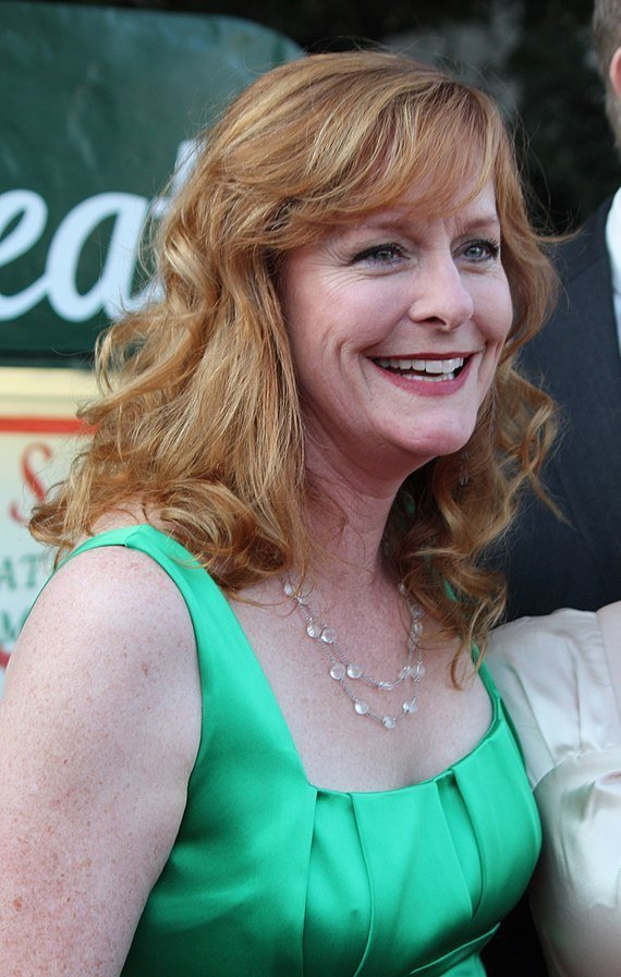 Mary McDonough at The Waltons 40th Anniversary in 2012. | Photo: Wikimedia Commons