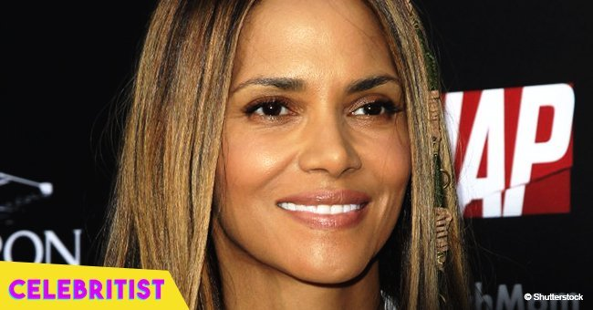 Halle Berry steals hearts with apicture of her new family member