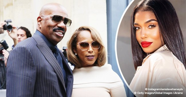 Steve Harvey celebrates his 'princess' step-daughter Lori's 22nd birthday in touching tribute post