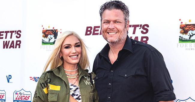Gwen Stefani Spotted with Sweetheart Blake Shelton at a Screening of Bennett's War in LA