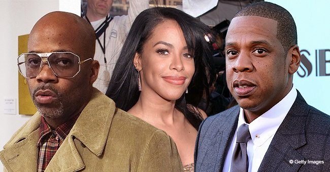 Page Six: Dame Dash Claims Jay-Z Was Once Interested in Aaliyah before Dating and Eventually Marrying Beyoncé