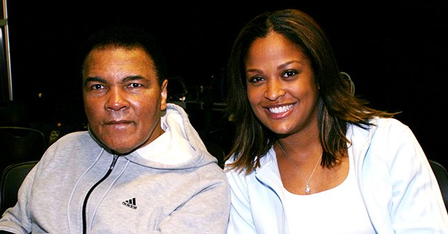 See This Photo of Muhammad Ali's Daughter Laila Flaunting Weight Loss in a One-Piece Swimsuit