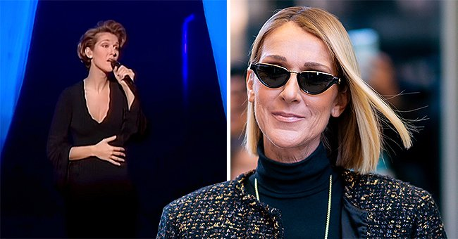 youtube.com/CelineDion GettyImages