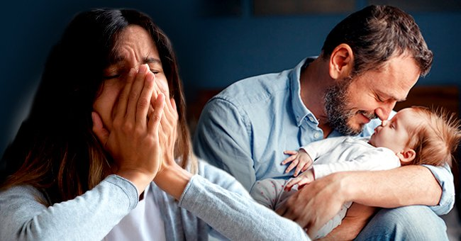 Story of the Day: Man Does Not Want Ex to See His New Baby after Their Child Together Died