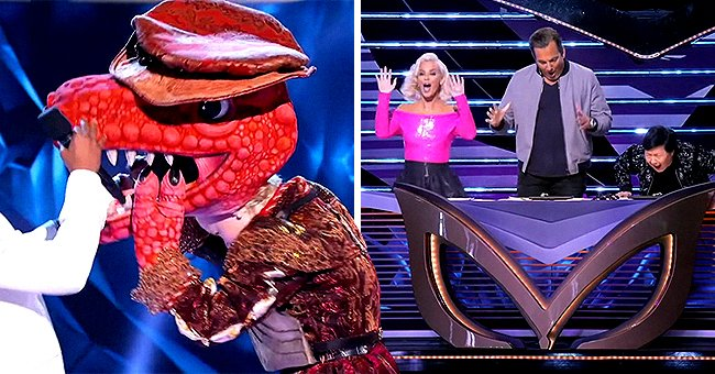 JoJo Siwa Unmasked as Celebrity in T-Rex Costume in Latest Episode of 'The Masked Singer'