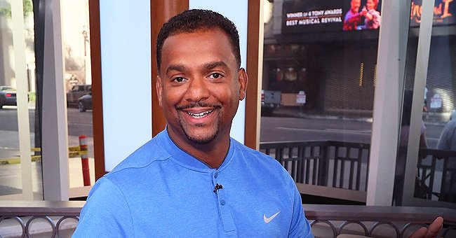 Alfonso Ribeiro from 'Fresh Prince of Bel-Air' & Wife Angela Celebrate Daughter Ava's 9-Month Birthday with Cute Pics
