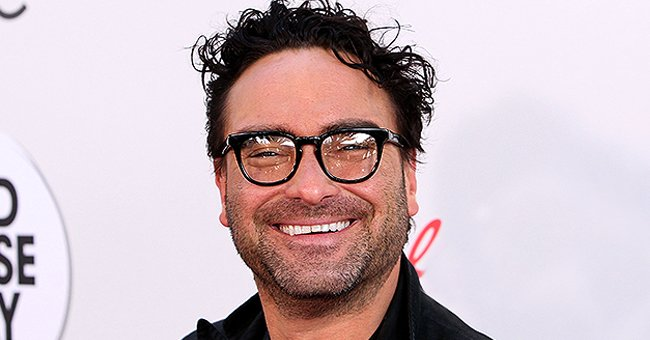 Johnny Galecki from 'Big Bang Theory' and His Girlfriend Alaina Meyer Welcome Baby Boy and Shares First Photo