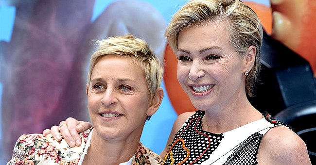 Page Six: Portia de Rossi Gives an Update on Ellen DeGeneres Amid Investigation of Her Show