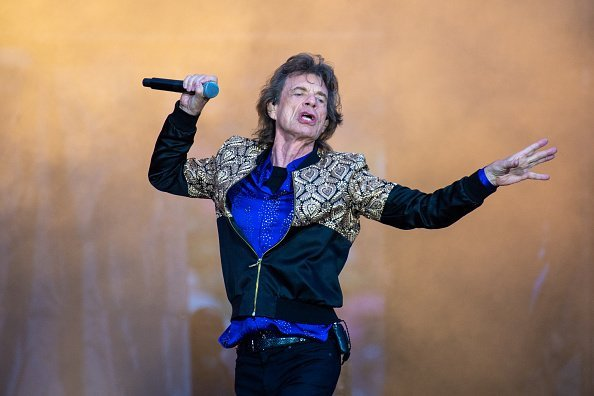 Mick Jagger at Murrayfield Stadium on June 9, 2018 in Edinburgh, Scotland | Photo: Getty Images