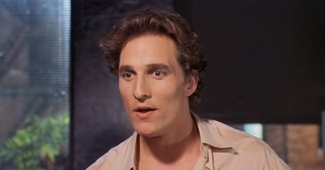 Matthew McConaughey Says He Wanted to Be More Than the Shirtless Rom-Com Characters He Played