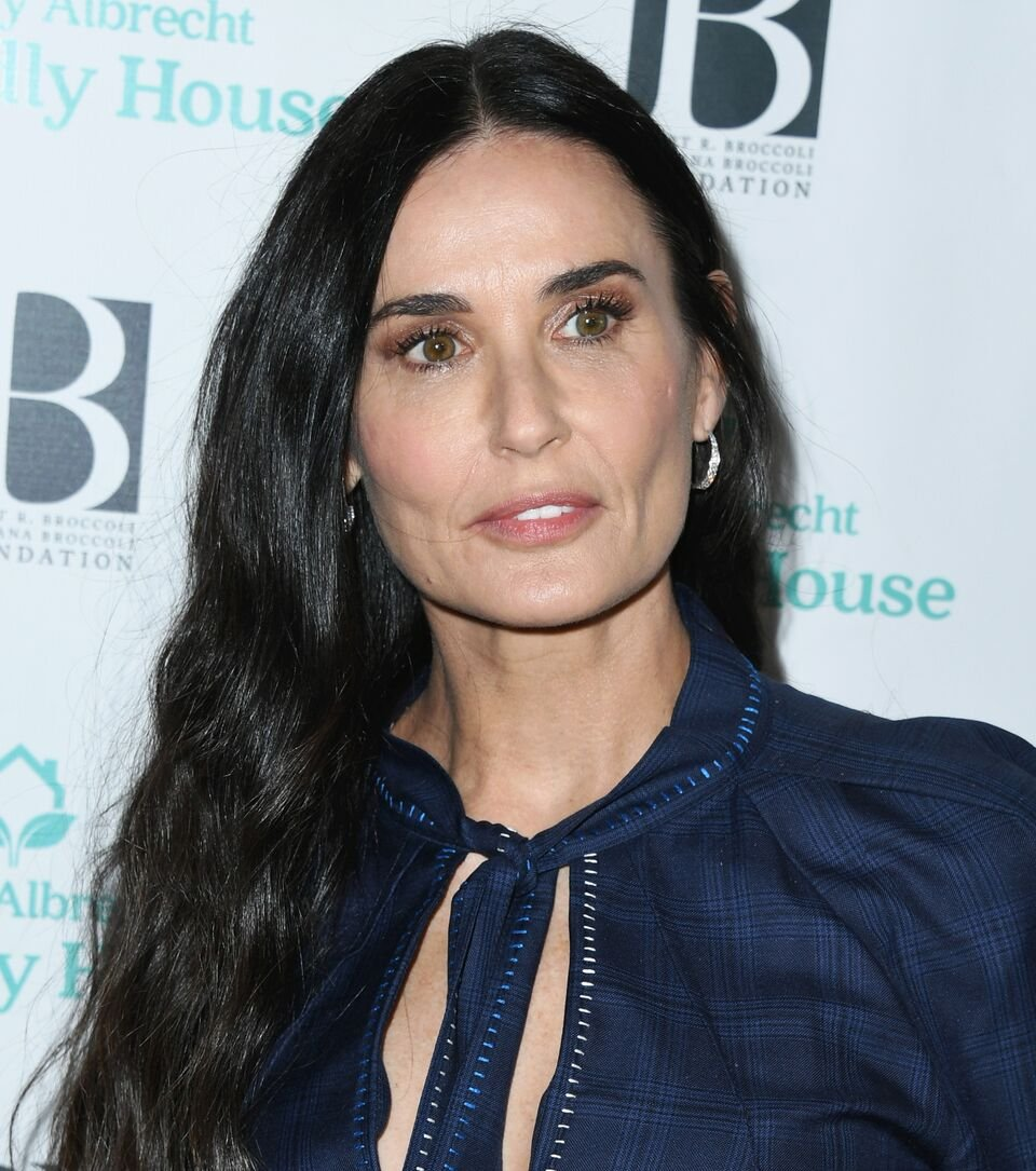 Demi Moore attends Friendly House 30th Annual Awards Luncheon. | Source: Getty Images