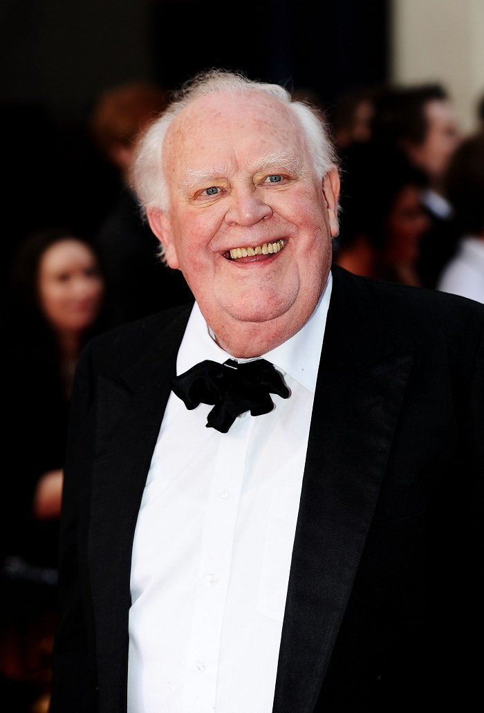 Joss Ackland l Image: Getty Images