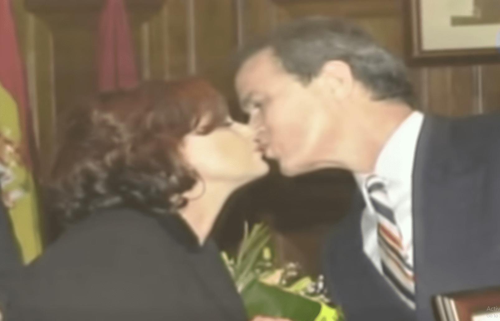 Rocío Dúrcal y Antonio Morales Junior.   Fuente: YouTube/Imagen Ficción