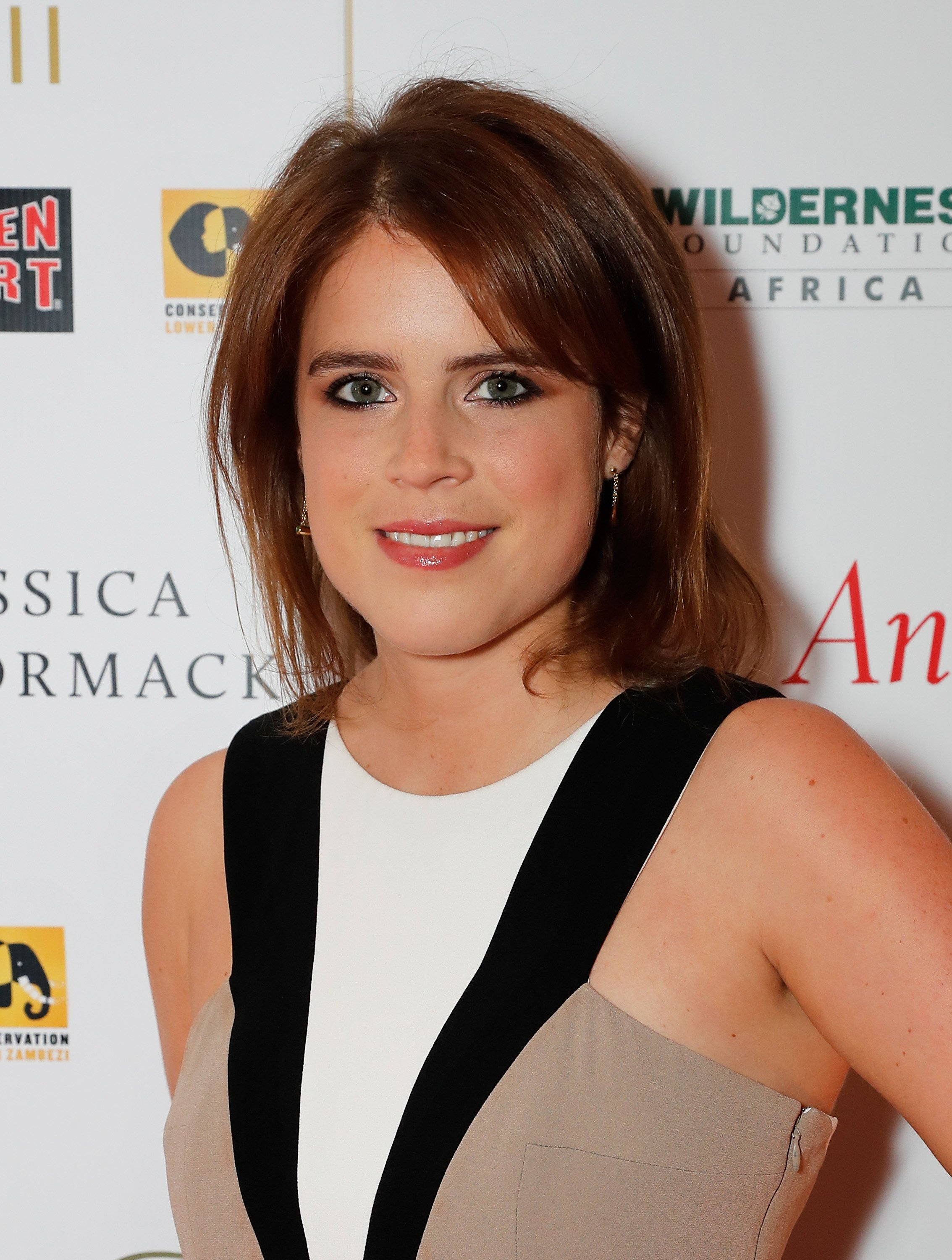Princess Eugenie at The Change II boxing fundraiser in 2017, London, England.   Photo: Getty Images