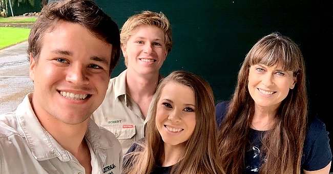 Pregnant Bindi Irwin Gushes Over Her Beautiful Family as They Pose Together in a Sweet Photo