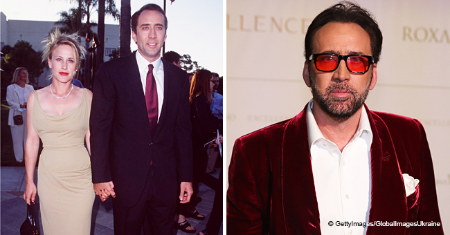 Strange Story behind Nicolas Cage and Patricia Arquette's Love