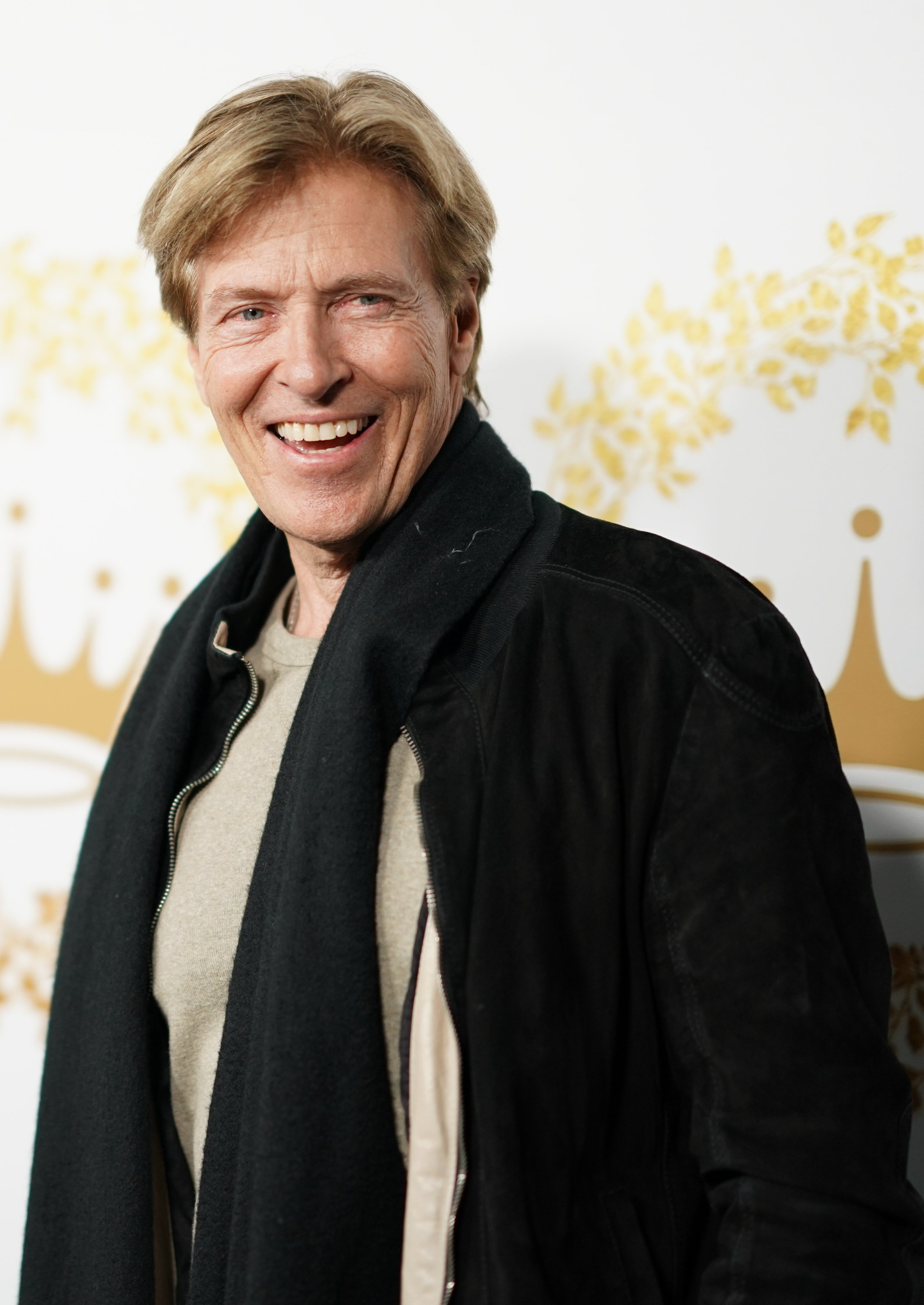 Jack Wagner attends Hallmark Channel And Hallmark Movies And Mysteries 2019 Winter TCA Tour at Tournament House on February 09, 2019, in Pasadena, California. | Source: Getty Images.