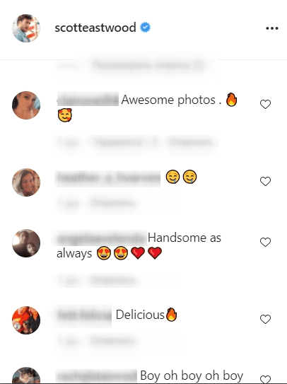 More reaction on Sctt's photoshoot pictures   Source: https://www.instagram.com/scotteastwood/