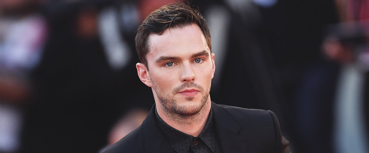 "Nicholas Hoult walks the red carpet ahead of the ""Joker"" screening during the 76th Venice Film Festival at Sala Grande on August 31, 2019 