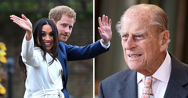 Fans Defend Harry & Meghan for Giving an Interview While Prince Philip Remains in Hospital