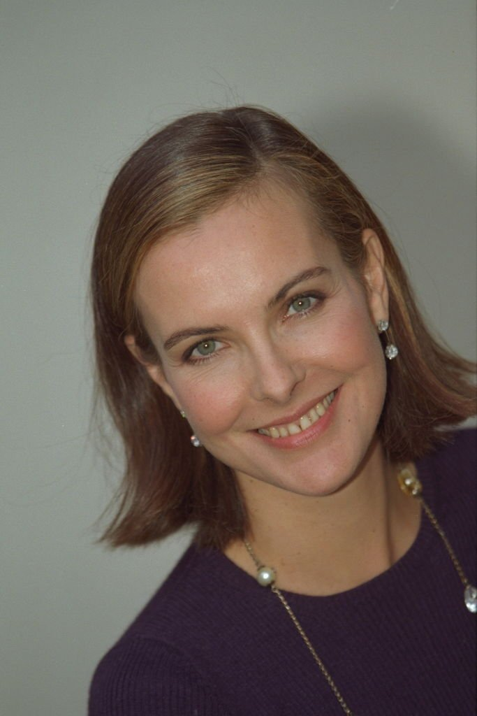 La comédienne Carole Bouquet | Photo : Getty Images.