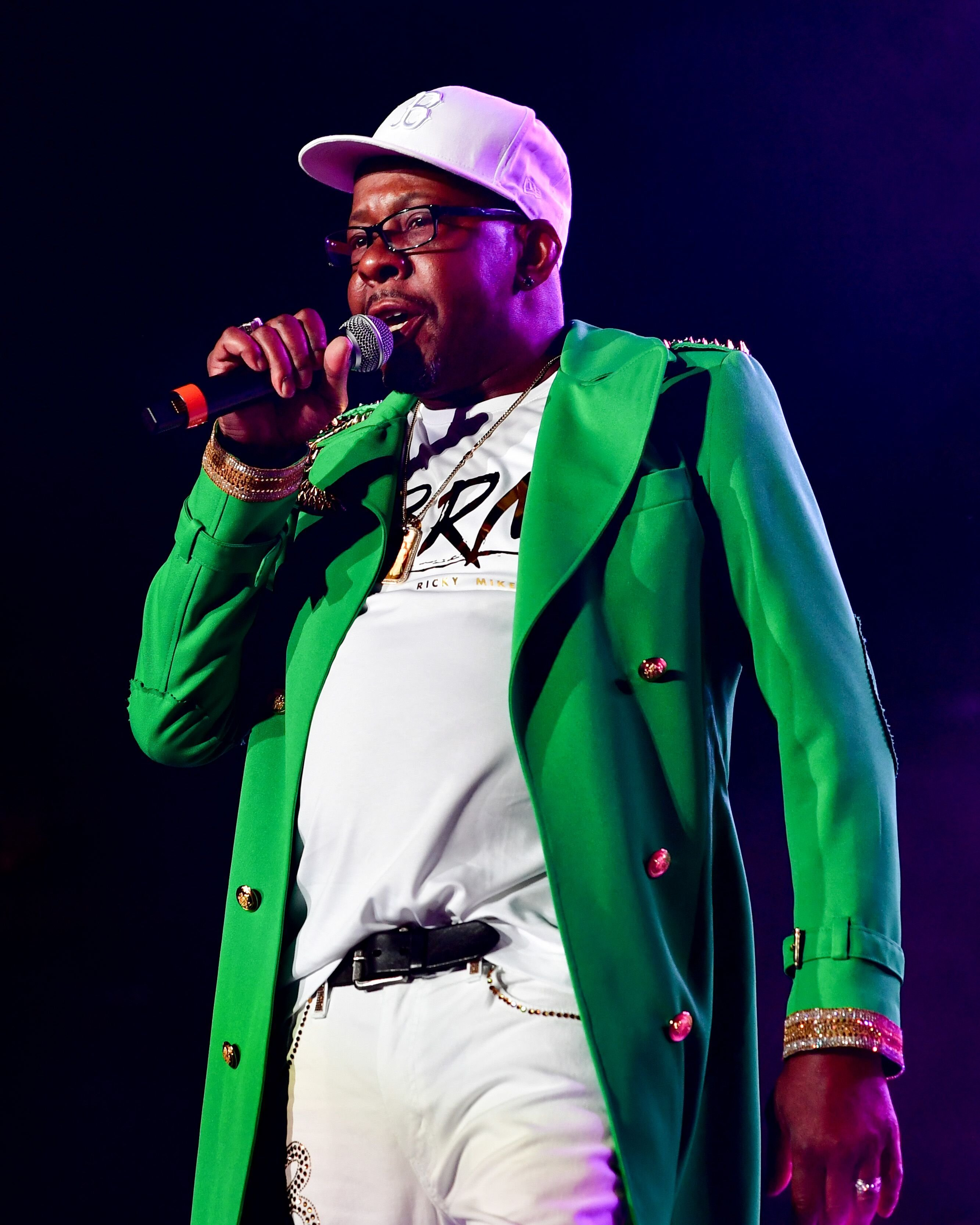 Bobby Brown of RMBM performs during the 2019 ESSENCE Festival at the Mercedes-Benz Superdome | Photo: Getty Images