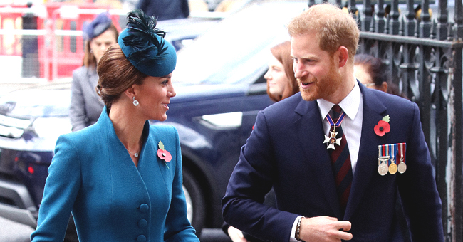 According to Prince Harry's Reported Interview, Kate Middleton is the 'Big Sister He Never Had'