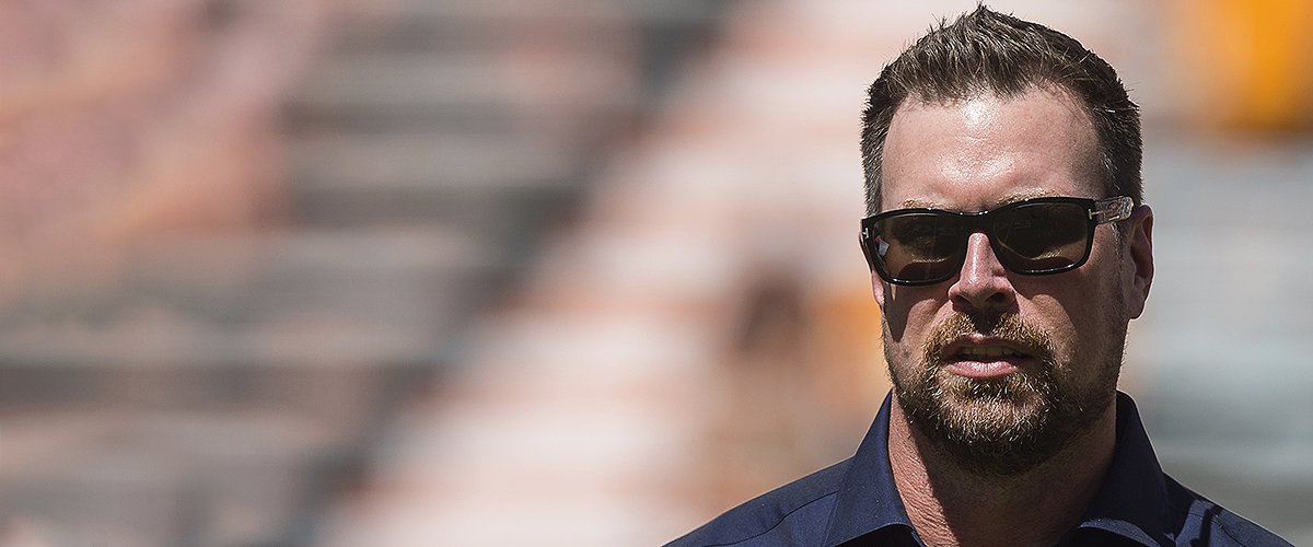 Ryan Leaf at a college football game between the Tennessee Volunteers and Georgia State Panthers on August 31, 2019 | Photo: Getty Images