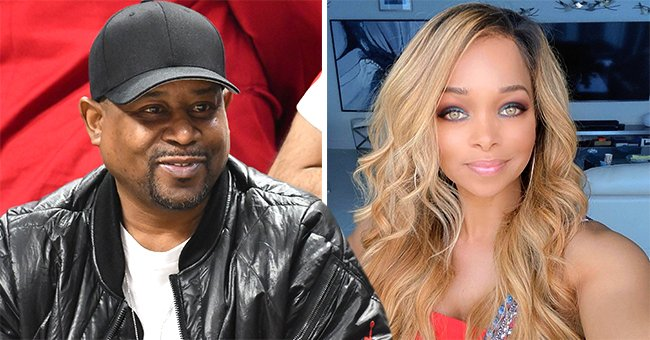 Martin Lawrence's Ex-wife Pat Smith Stuns in a White Shirt & Jeans at Her Son's Football Game